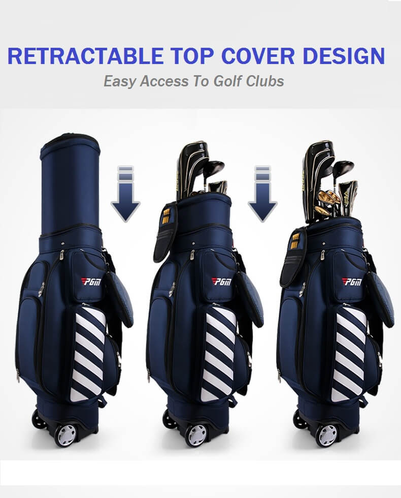 Retractable Rain Cover For Golf Cart Vip Golf Cart Customs
